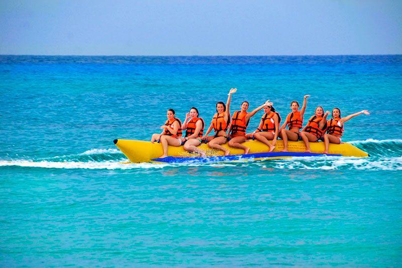 Resultado de imagen de banana playas mazatlan