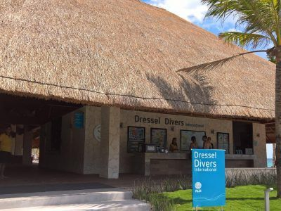 dive shops puerto aventuras