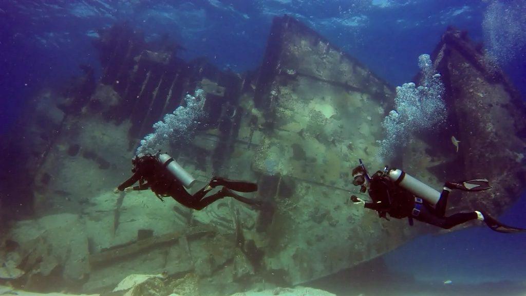 Astron Wreck Dive Caribbean Shipwrecks