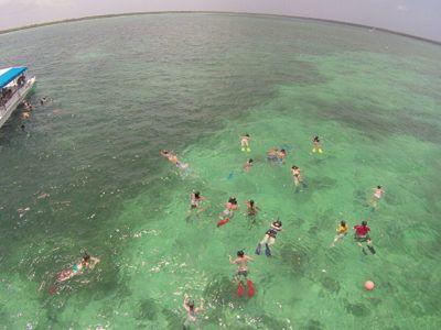 centros de snorkel bayahibe