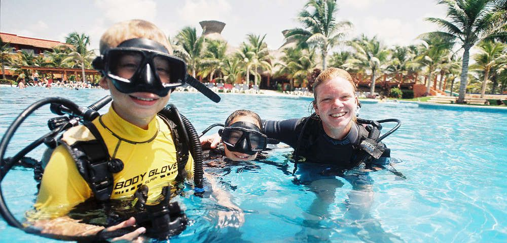 Beginners Courses Dressel Divers