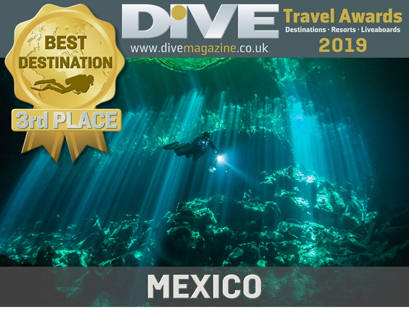 Best Dive Center In Mexico - Dressel Divers cozumel - scuba diving mexio