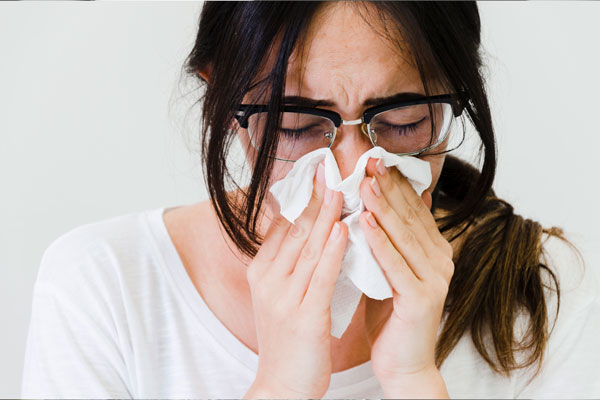 Bucear con resfriado - 3