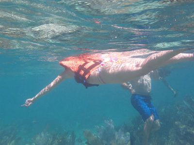 fare snorkeling Cancun