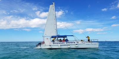 Catamaran-Tour