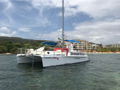 Catamaran Tour In Montego Bay - Dressel Divers