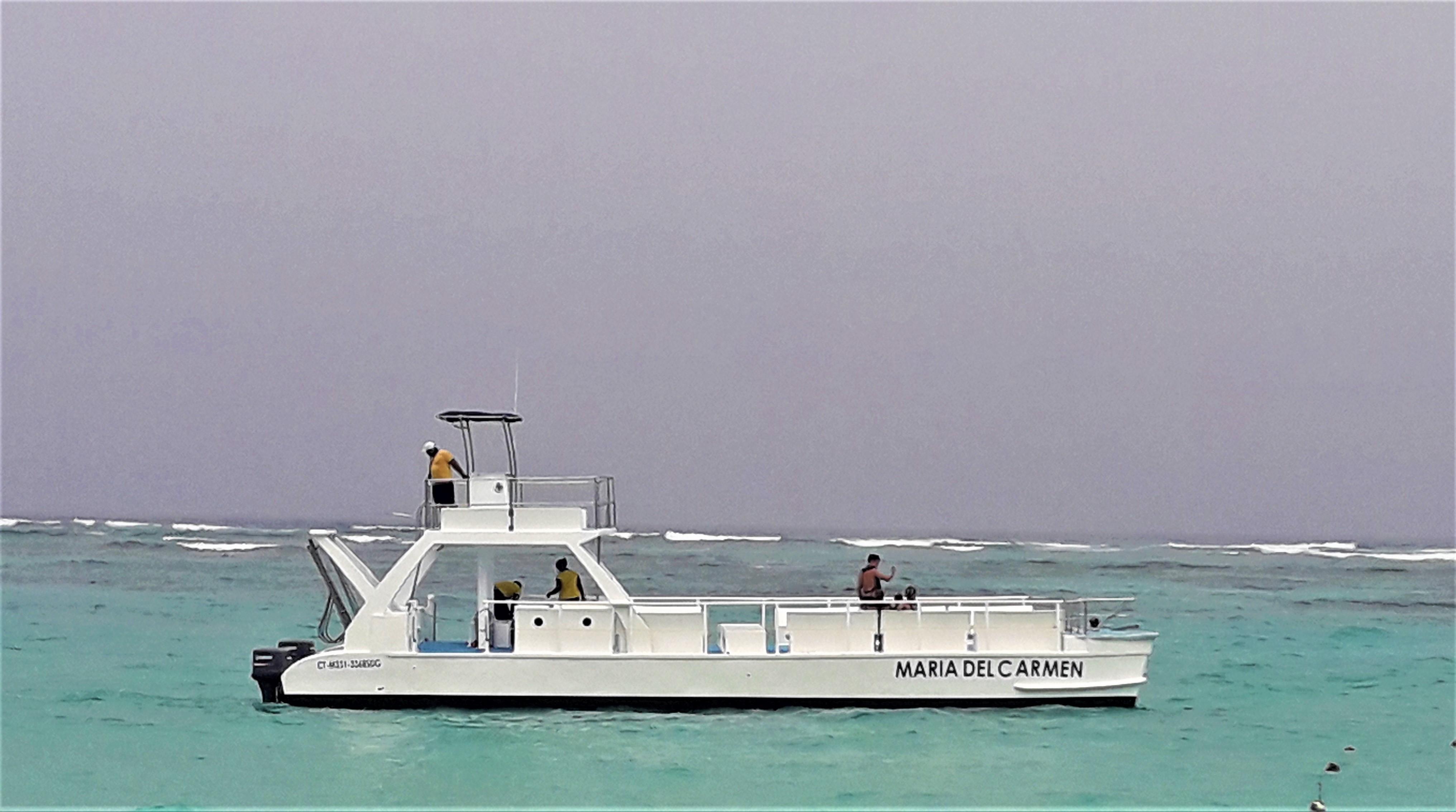 Catamaran Tour In Punta Cana - picture
