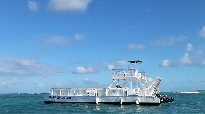 Catamaran tour in punta cana - main