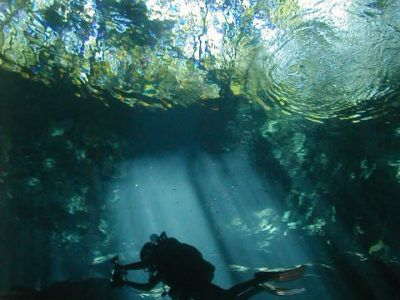 immersione cenotes messico