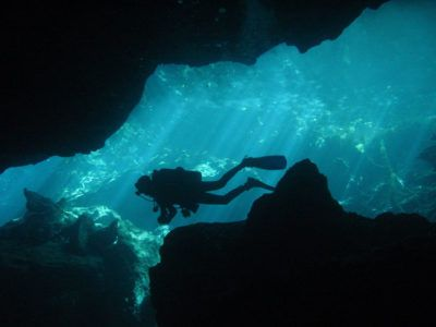 cenote diving excursions