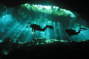 cenotes buceo