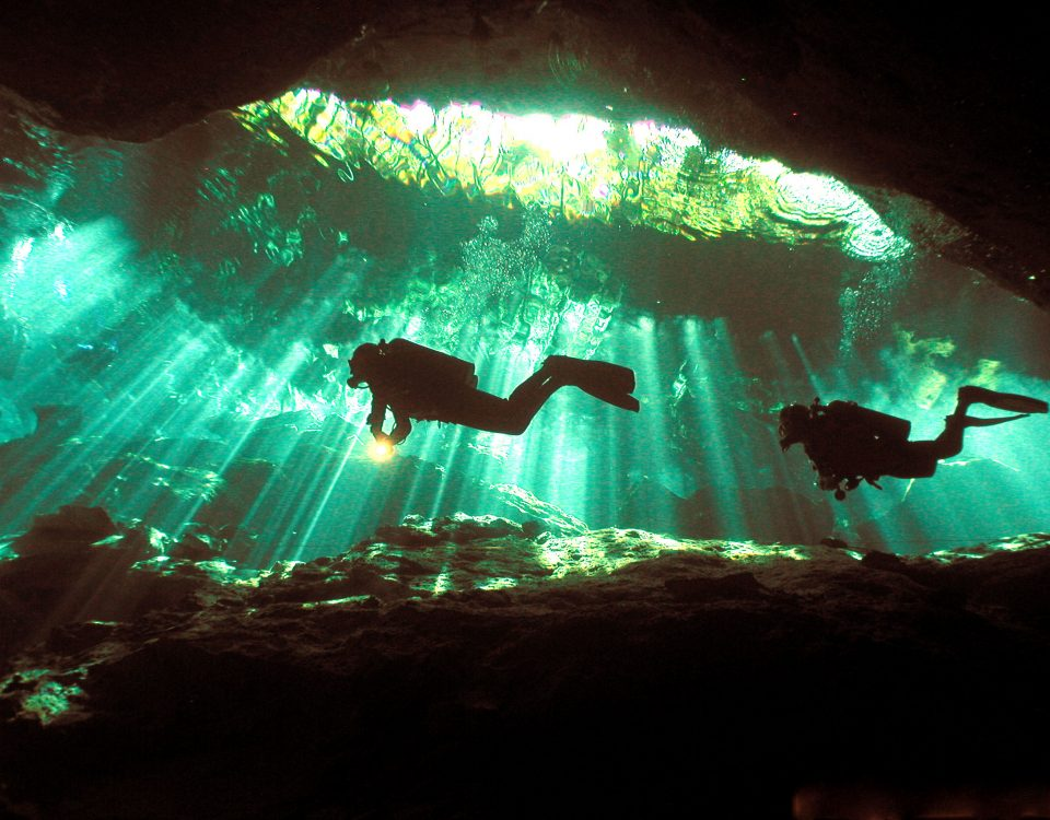 Cenotes in the Riviera Maya - Dressel Divers