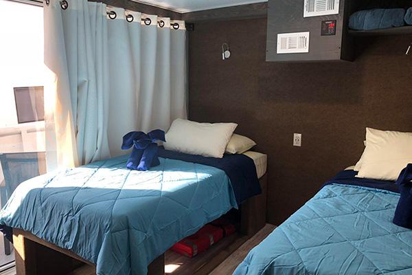 Cuba Liveaboard Diving - Main Deck Suite