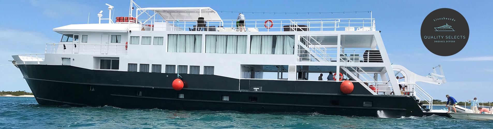 Cuba Liveaboard Diving - Vessel