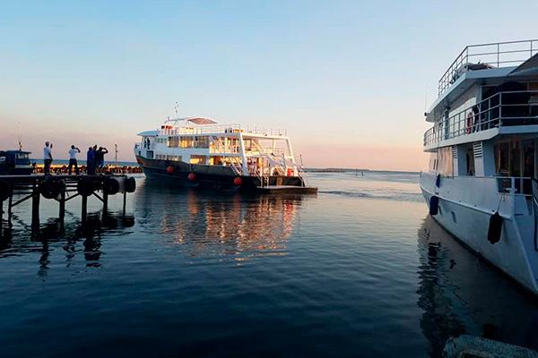 Cuba Liveaboard Diving - vessel 2