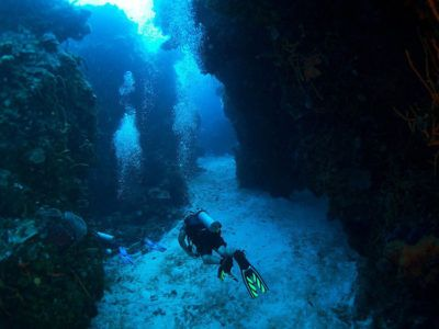 empleos instructores de buceo