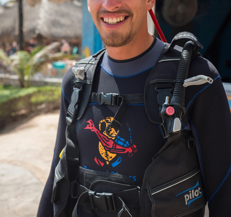 Diving fashion - la moda del buceo - wetsuit