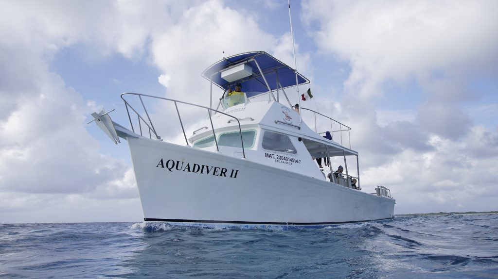 The Do's And Don'ts On A Dive Boat