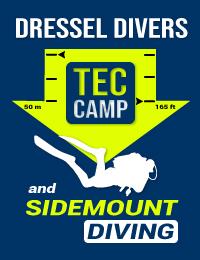 Dressel Divers PADI TEC CAMP