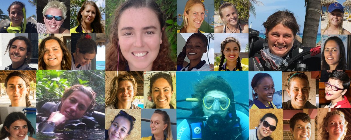 Dressel Divers - Women Day