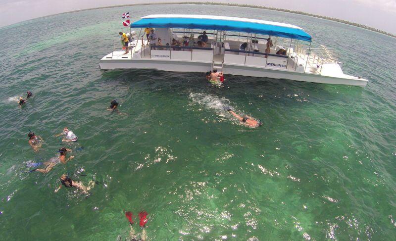 Dressel Divers Snorkeling