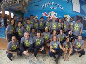 Eco-Dive Center Dressel Divers Crew