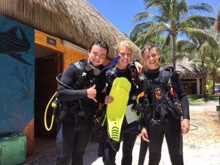 Teach & Dive: Sietske PADI Instructor