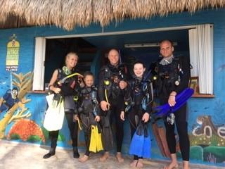 Teach & Dive: Sietske