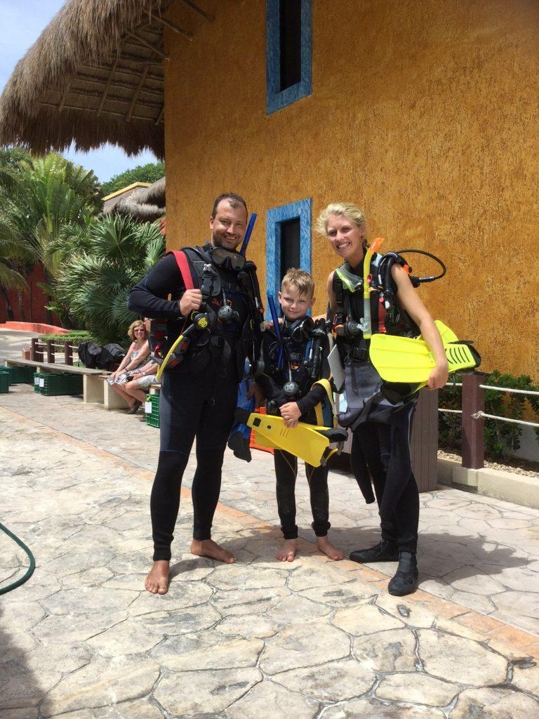 Teach & Dive : Sietske Van Der Heyde, a Master Scuba Diver Trainer