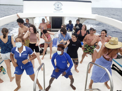 Excursão à ilha Saona new - 6