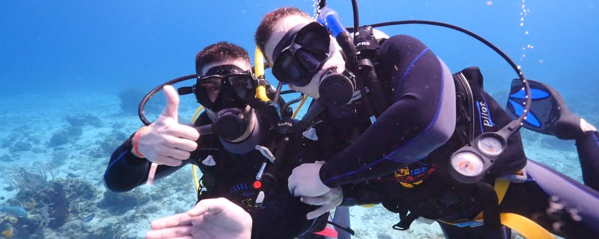 Find a Dive Buddy with Dressels
