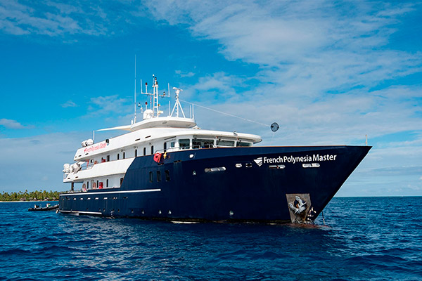 French Polynesia liveaboard diving - French Polynesia Master