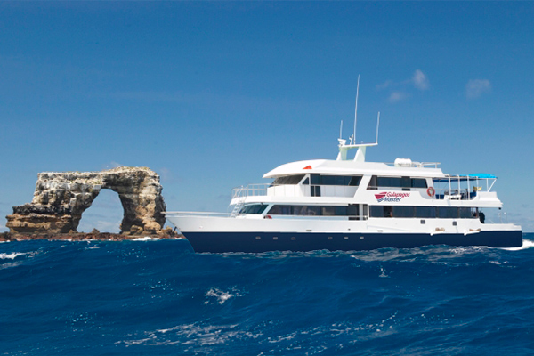 Galapagos Liveaboard Diving - Vessel 2