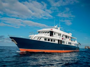 Galapagos Liveaboard Diving - Vessel 3