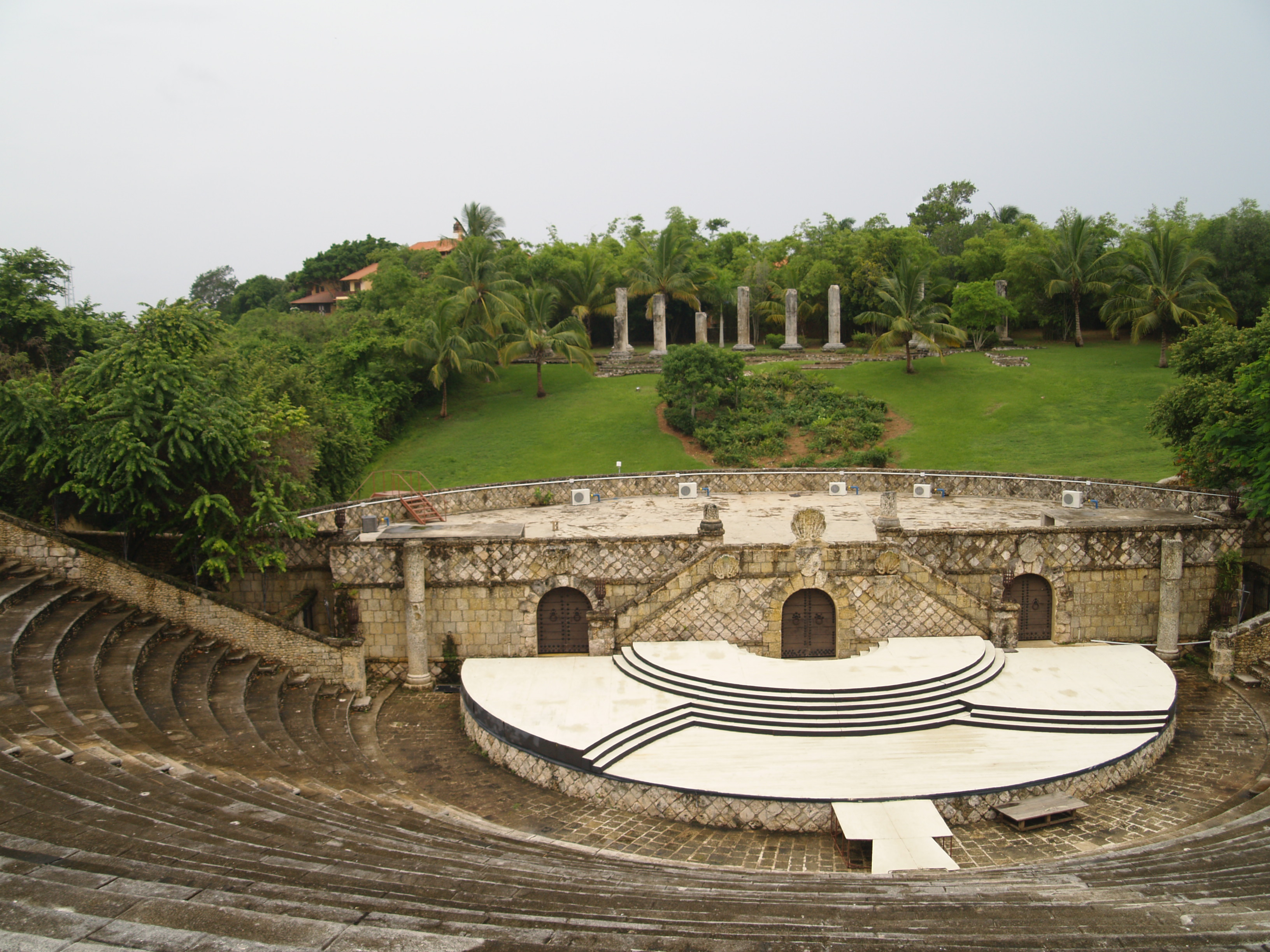 best places to visit in the Dominican Republic - Chavon