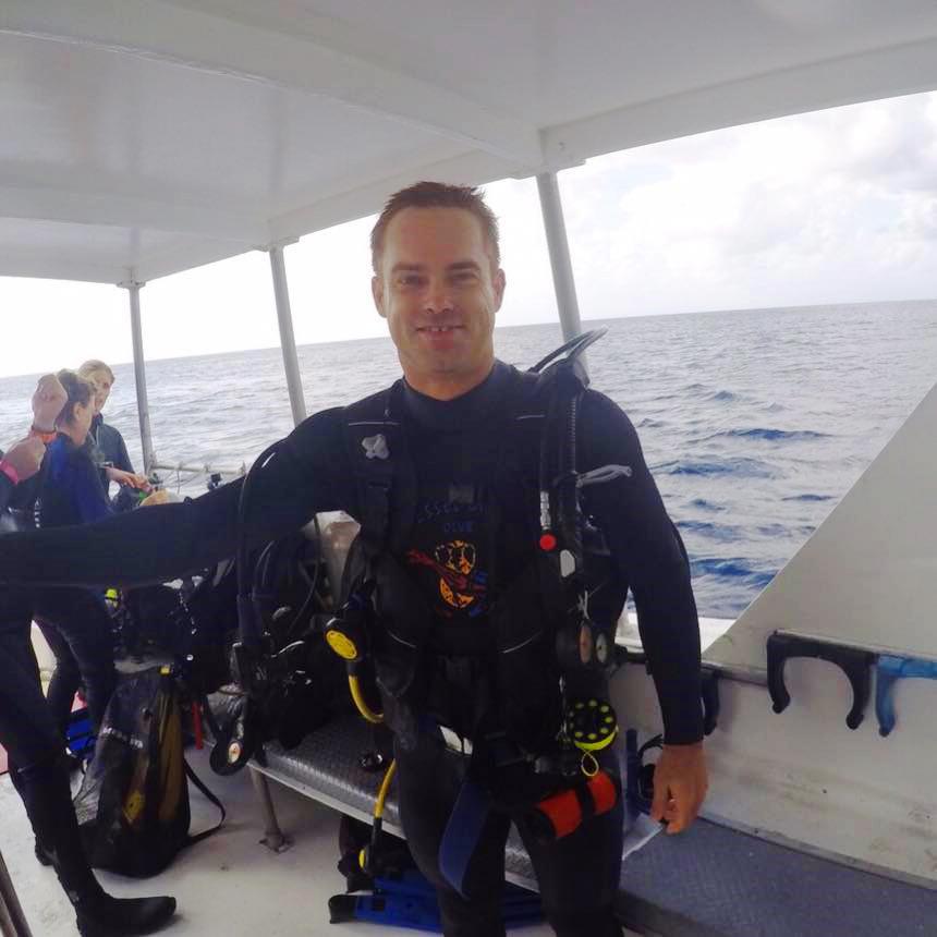 Jeremy Dressel Divers