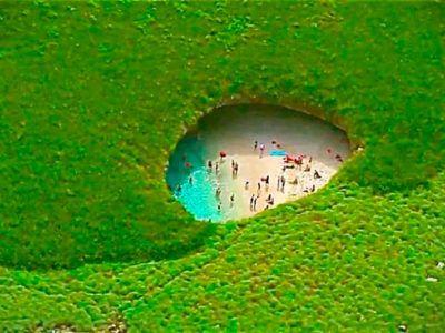 îles marieta activité