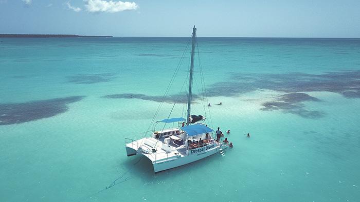 Mejores cosas que hacer en Punta Cana - Catamaran