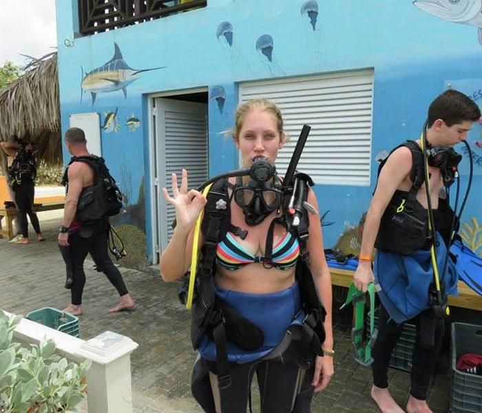 dive centers montego bay