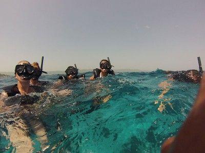 montego bay snorkeling trips