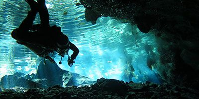 Cavern & Wreck Diving Excursion
