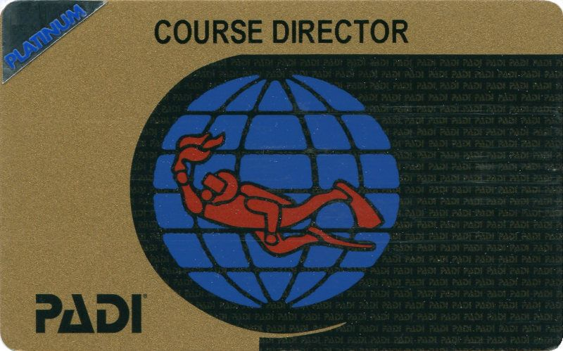 PADI IDC FAQ: How experienced are the PADI Course Directors