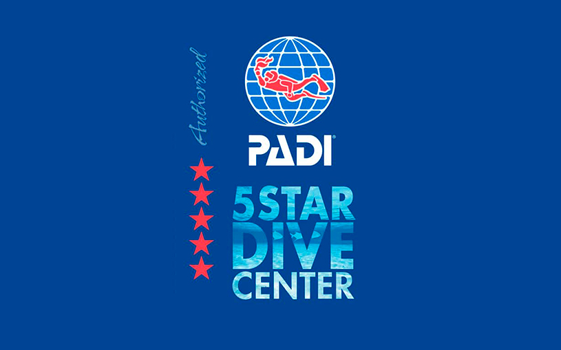 PADI Elearning - 5 star dive center