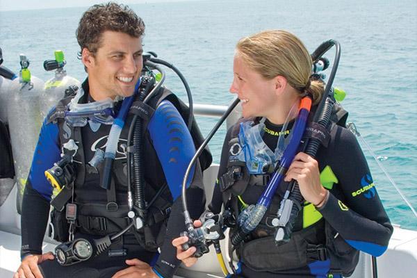 PADI Elearning - Divers