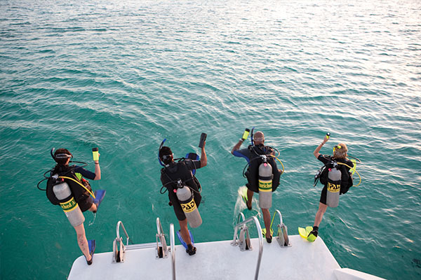 PADI Elearning - Enriched Air