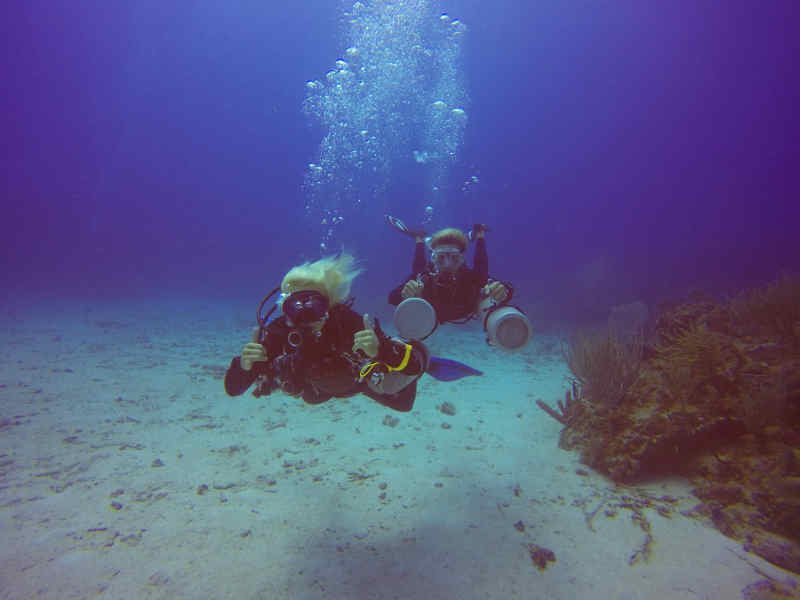 PADI TECHNICAL & SIDEMOUNT