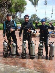 PADI Tec 40 Deep Diver Courses