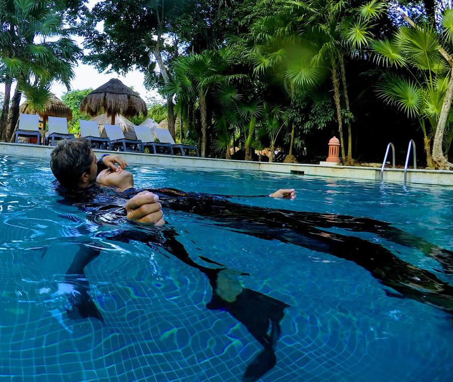 PADI curso rescue diver