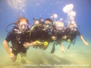 PADI Referral Courses
