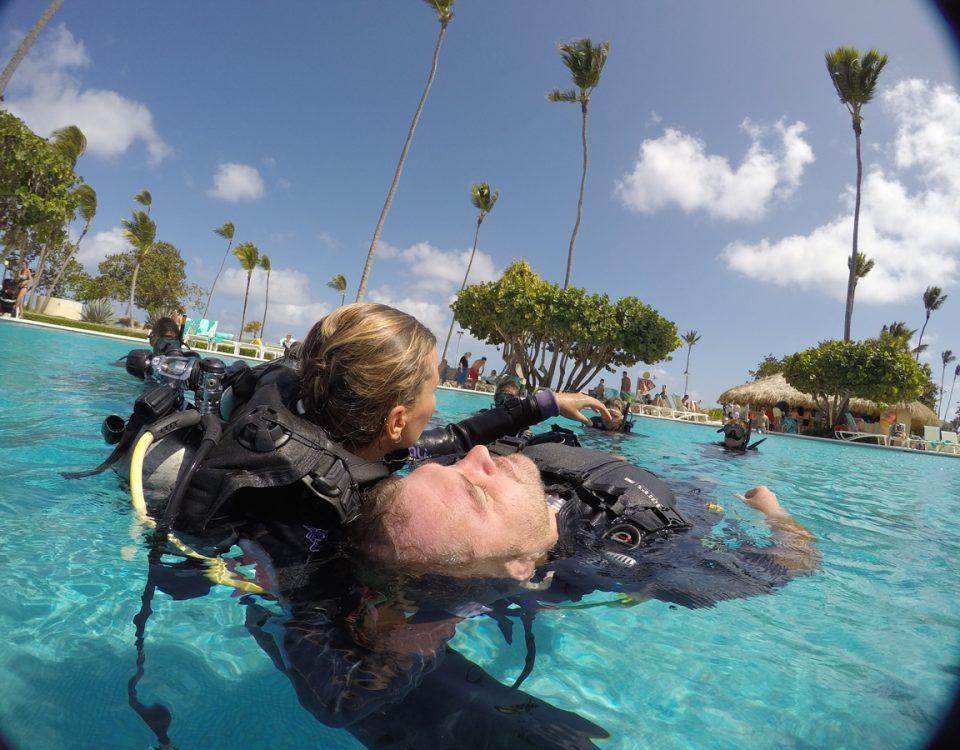 PADI curso rescue diver - main